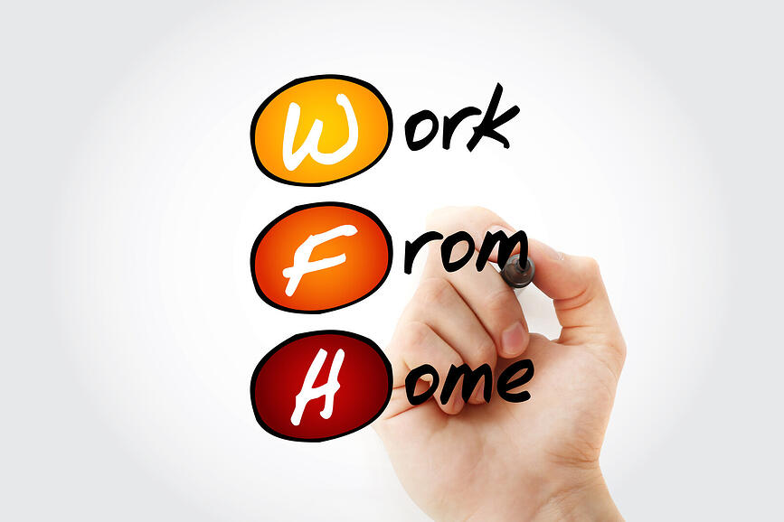 Making Work-From-Home Work for Your Company