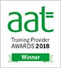 AAT Training Provider Awards 2018 Winner