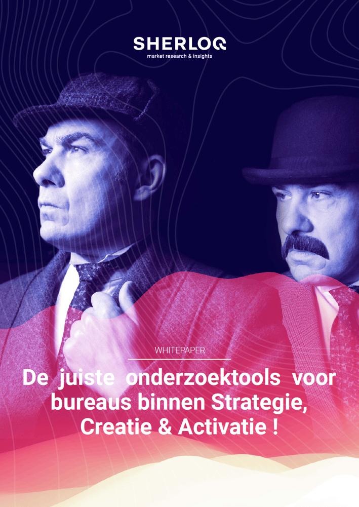 De juiste onderzoektools binnen strategie, creatie en activatie!