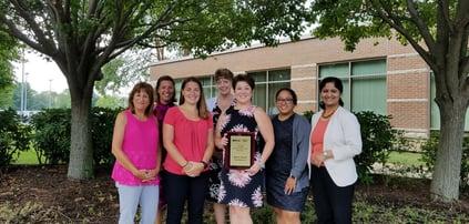 Beacon Earns 2018 Health Award