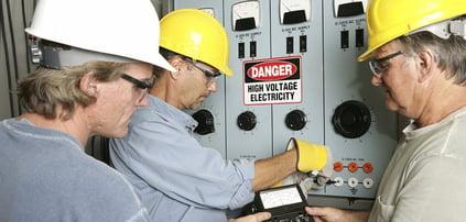 Avoid Shocks, Burns, Electrocution