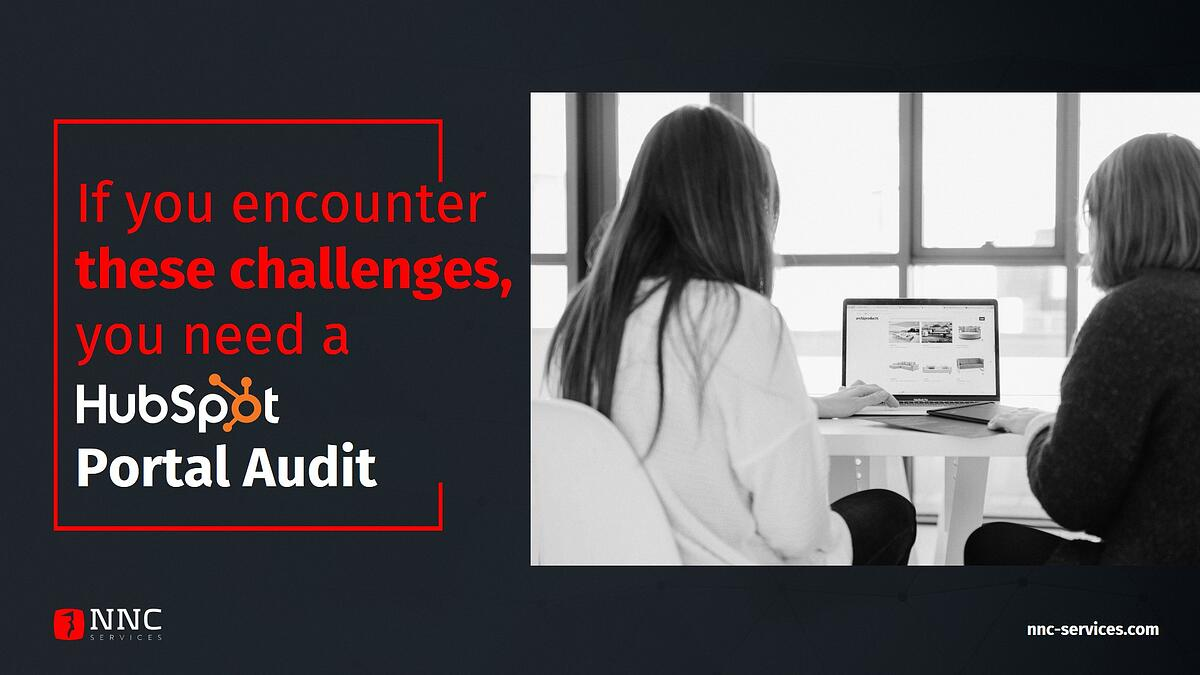 NNC Services Hubspot Portal Audit