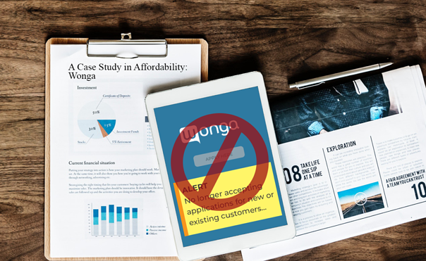 A Case Study in Affordability: Wonga