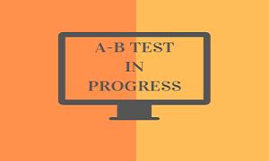a-b test in progress v final