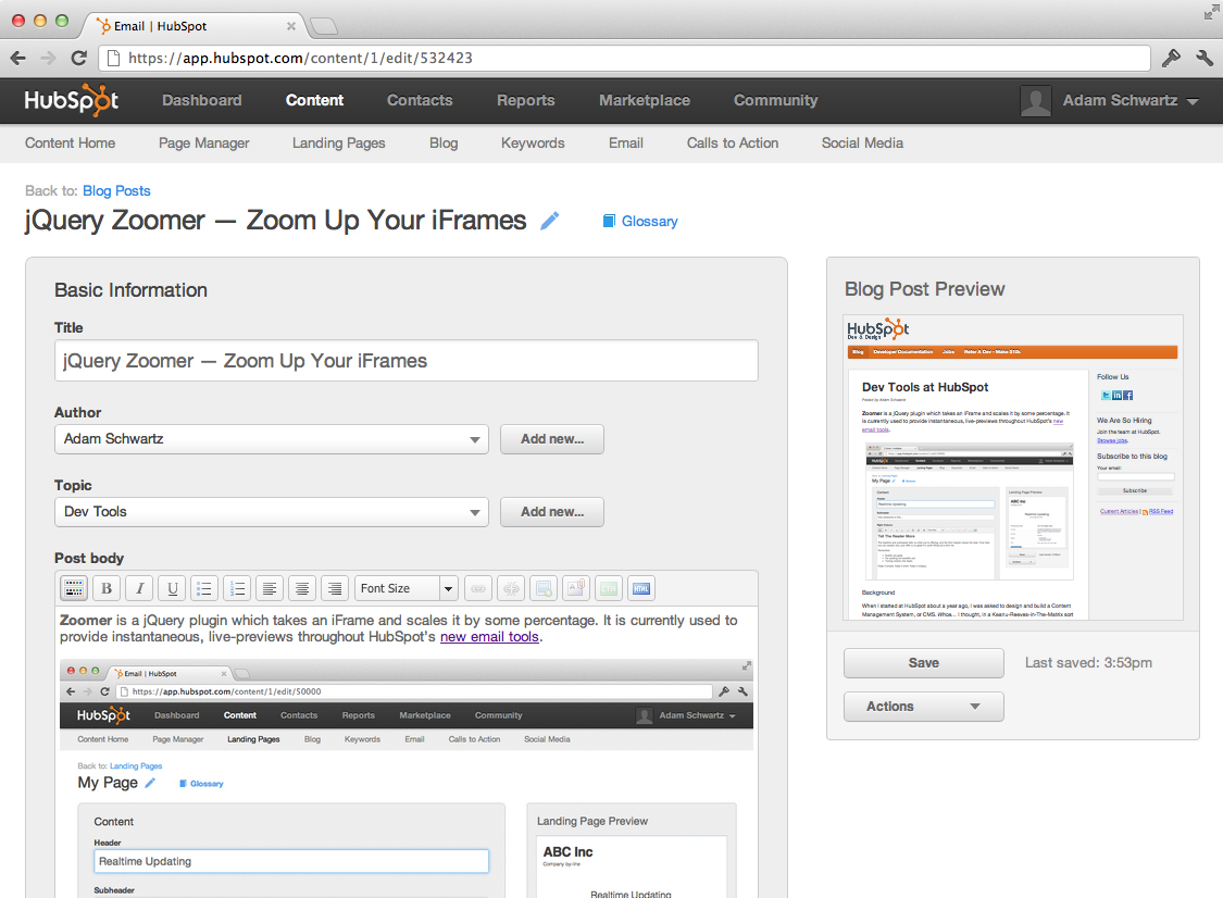 jQuery Zoomer - Zoom up your iFrames