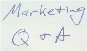 marketing Q A