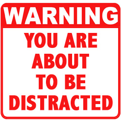 The Art of Distraction Multip