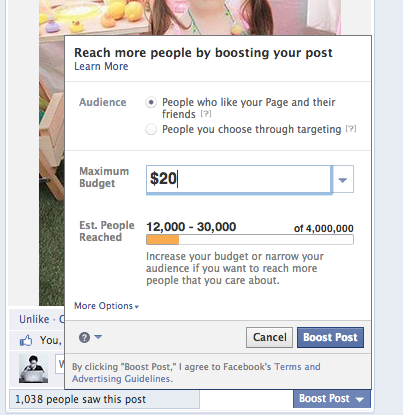 how to make a post go viral on facebook