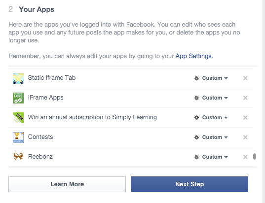 how to know who can see my facebook profile