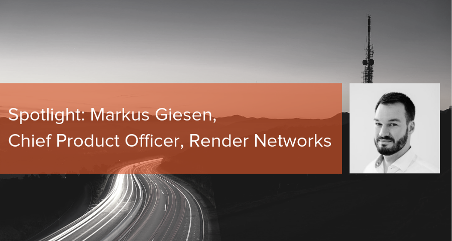 How Render's new CPO, is using human-centered design to change how networks are delivered (1)