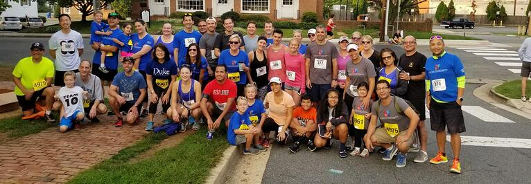 Falls Church Education Foundation Run for the Schools 2017