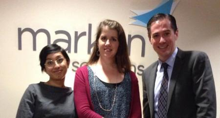 In Search of WELLness: Markon WELL Assessor Visit Completed