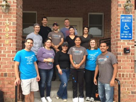 Second Annual Shelter House Day of Service