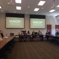 Markon Attends NAIOP Meeting