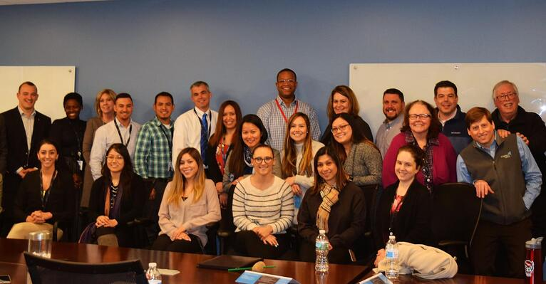 Markon Solutions Hosts a Hiring Our Heroes Corporate Fellow