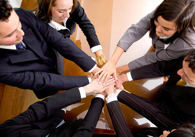 Great Leaders Leverage Teamwork in the Face of Tough Times