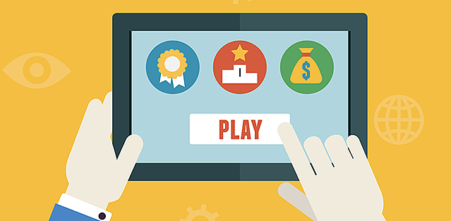 employee recognition gamification