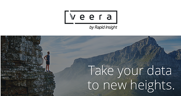 Take your data to new heights with Veera.