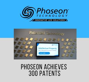 Phoseon-300patents