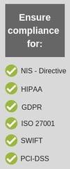 password manager - enterprise password management software - compliance