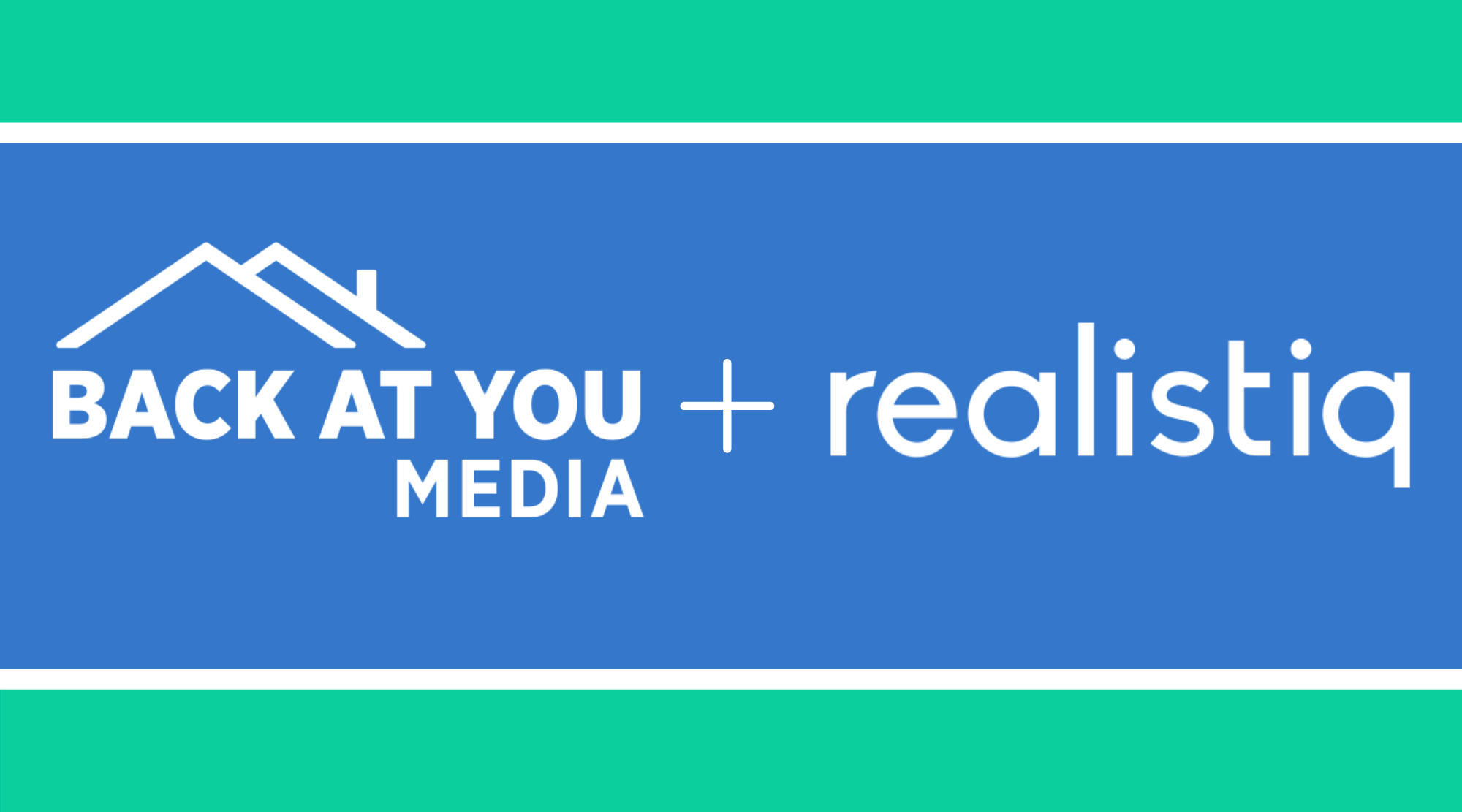 It's Official! Back At You + Realistiq