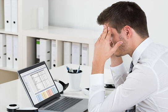 Can you survive the damage caused by a spreadsheet model error?