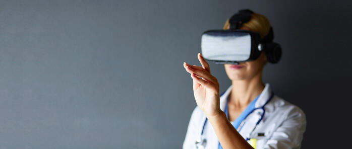 10 Ways VR Can Be Used To Reduce Pain In A Healthcare Setting