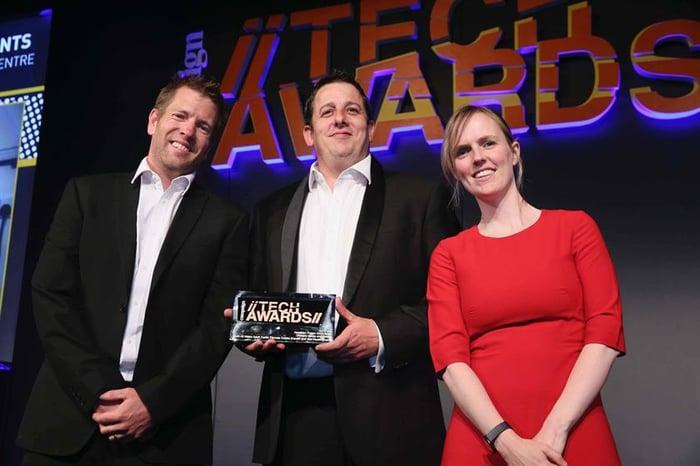 2018 Campaign Tech Award winners!