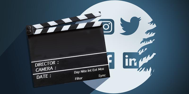Utiliser la vidéo à l'international sur les réseaux sociaux