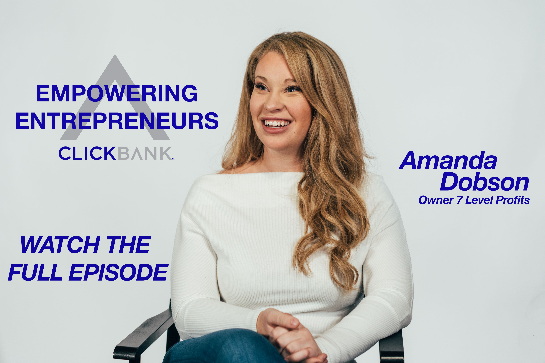 Empowering Entrepreneurs - Amanda Dobson