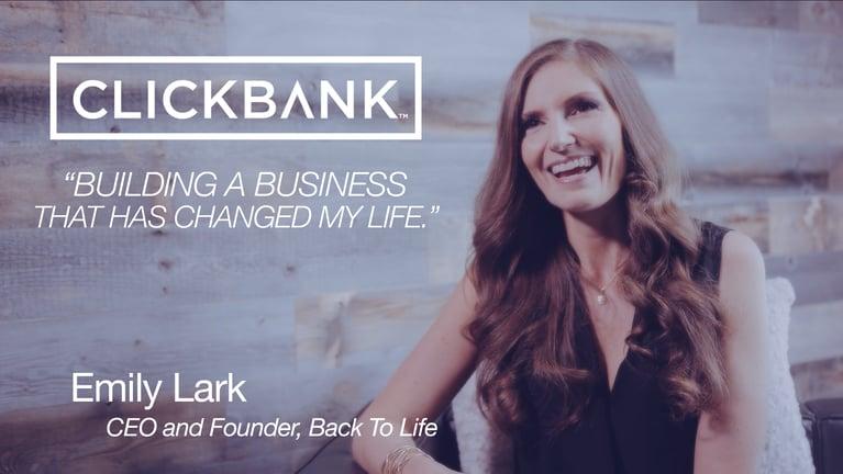Empowering Entrepreneurs - Emily Lark
