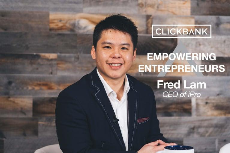 Empowering Entrepreneurs - Fred Lam
