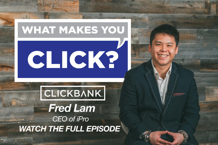 What Makes You Click? Fred Lam