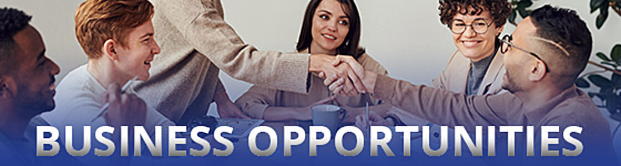 Newsletter-HeaderBusiness Opportunities