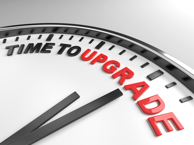 Upgrade to Windows Update