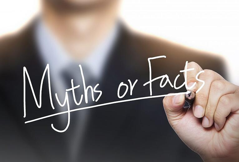 5 myths about PR