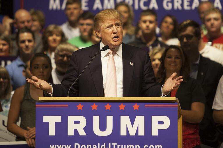 Is Trump's presidential victory good for PR?