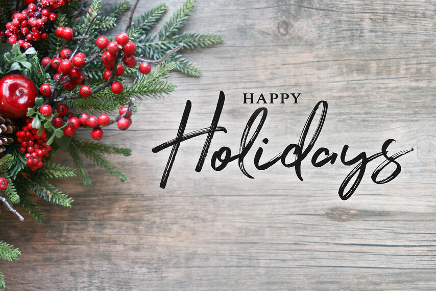 Happy Holidays from SiteSeer