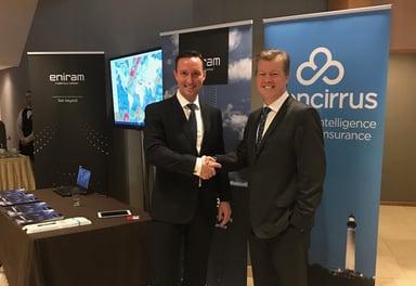 Concirrus announces partnership with Eniram in Marine Insurance shake up