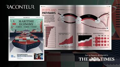Concirrus featured in The Times special report