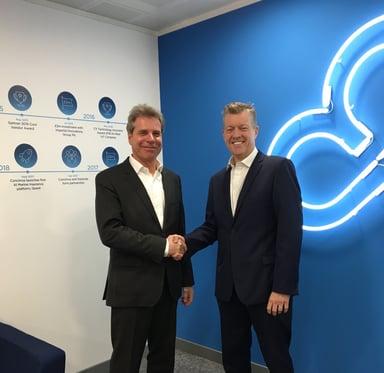 Dieter Berg Joins Concirrus Board