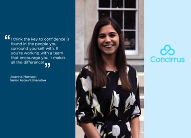 Concirrus' Women In Tech - Meet Joanna Henson
