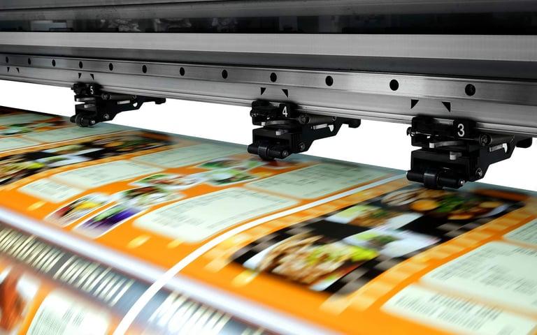 printing industry inkjet