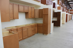 Kitchen cabinets countertop unfinished cabinets for Builders warehouse kitchen cabinets