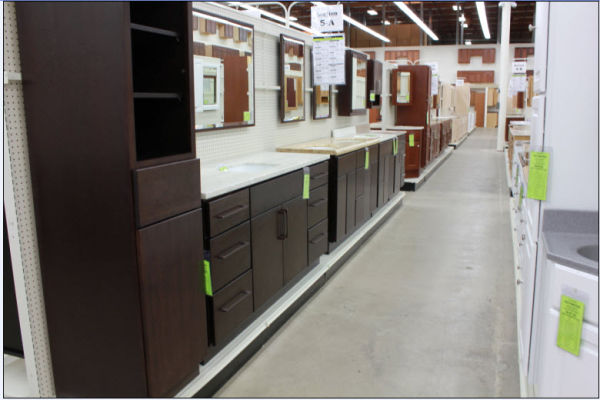 Bathroom Cabinets In Stock