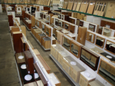 bathroom vanities in stock