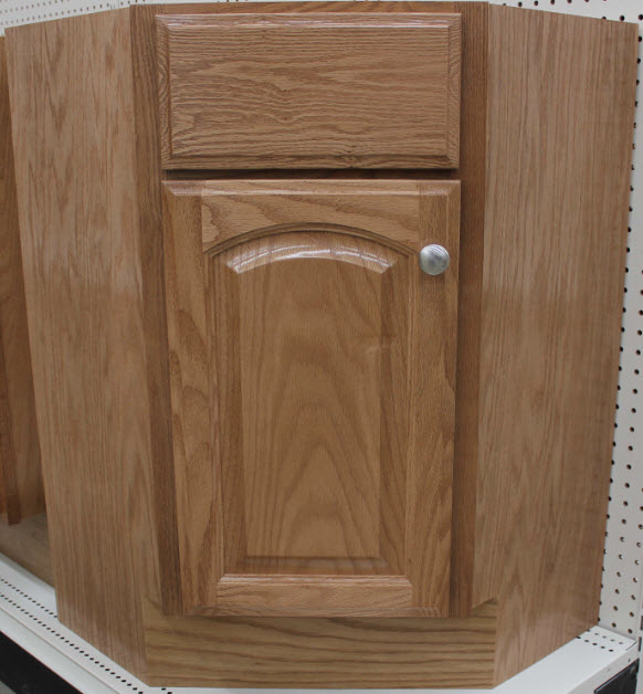 corner vanity princeton light oak