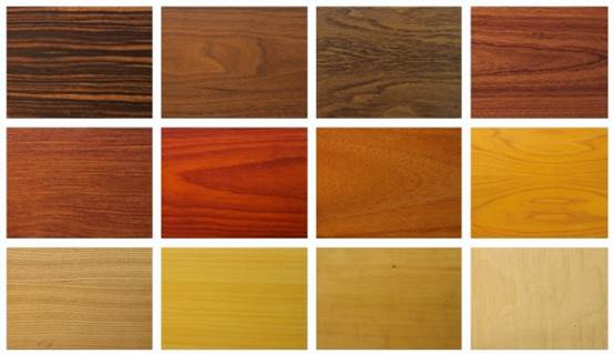 for Different types of wood for cabinets