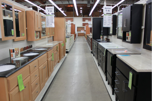 Builders surplus inc kitchen cabinets bathroom - Bathroom cabinets builders warehouse ...