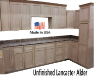 unfinished kitchen cabinets resized 190